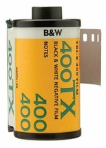 2 Rolls Kodak Professional Tri-X 400 Black and White Negative Film 35mm Film - $16.63