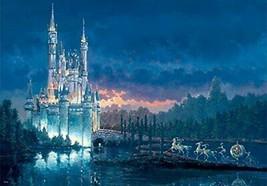 *1000 piece jigsaw puzzle Cinderella moment Away (51x73.5cm) - $28.53