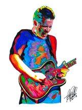 """Jonny Lang, Guitar, Vocals, Blues, Gospel, Rock, Songwriter, 18""""x24"""" Art... - $19.99"""
