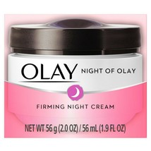 Olay Night Of Olay Firming Cream - 2 oz - $8.83