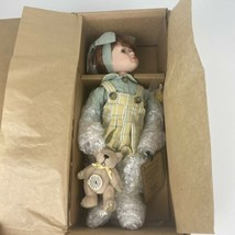 """New Boyds Doll Yesterday's Child Collection """"Erin Lynn & Squirt.."""" #4810 1ST Ed - $65.43"""