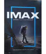 """First Man IMAX Promo Movie Poster 19"""" x 13"""" - $4.95"""