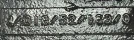 KRONES FESTO 1-018-52-163-0 PNEUMATIC CYLINDER MOUNTING BRACKET 4/018/52/163/0 image 3