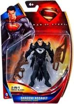 Superman Man of Steel: Shadow Assault General Zod Action Figure - $13.85