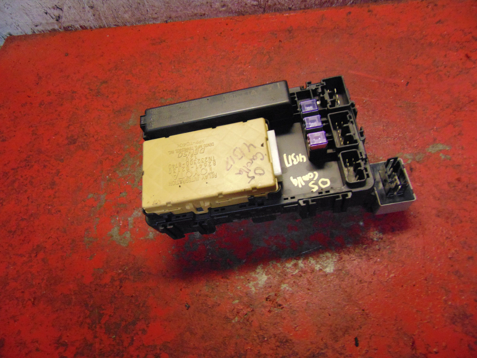 06 toyota corolla fuse box toyota corolla fuse box 2010 03 04 08 07 06 05 toyota corolla interior fuse box panel ...