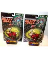 TRANSMETALS RATTRAP ✰ Beast Wars Deluxe figure MOC Sealed 8.0+ DISC - $79.99