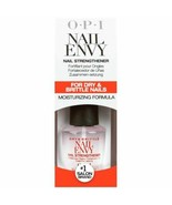 Opi Nail Envy Nail Strengthener 15ml ~ FOR DRY & BRITTLE NAILS ~ - $16.52