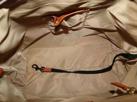 Dooney & Bourke Nylon Green Satchel Handbag NWT image 8