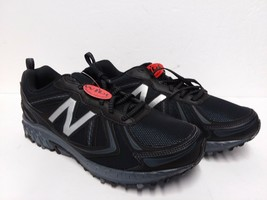 New Balance Men's Trail Running Shoe, Black, 11 EW US - $44.70