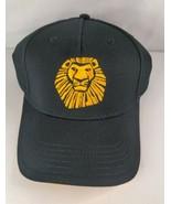 Disney The Lion King Broadway Musical StrapBack Baseball Hat NWT * See P... - $14.99