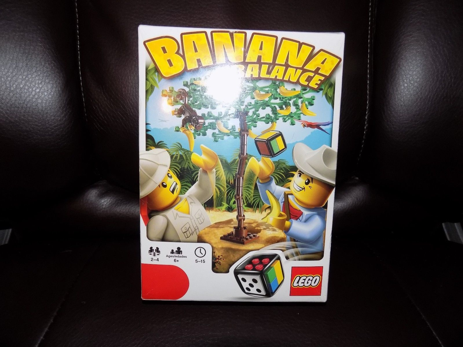 Primary image for LEGO Banana Balance Game # 3853 NEW HTF