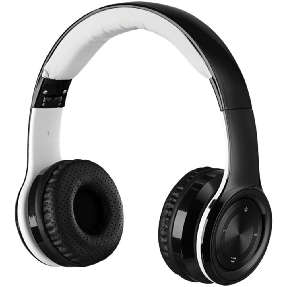 Primary image for iLive IAHB239B Bluetooth Over-the-Ear Headphones with Microphone (Black)