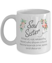 Soul Sister Mug, Funny Mug For Soul Sister, Birthday Mug For Soul Sister... - $15.95+