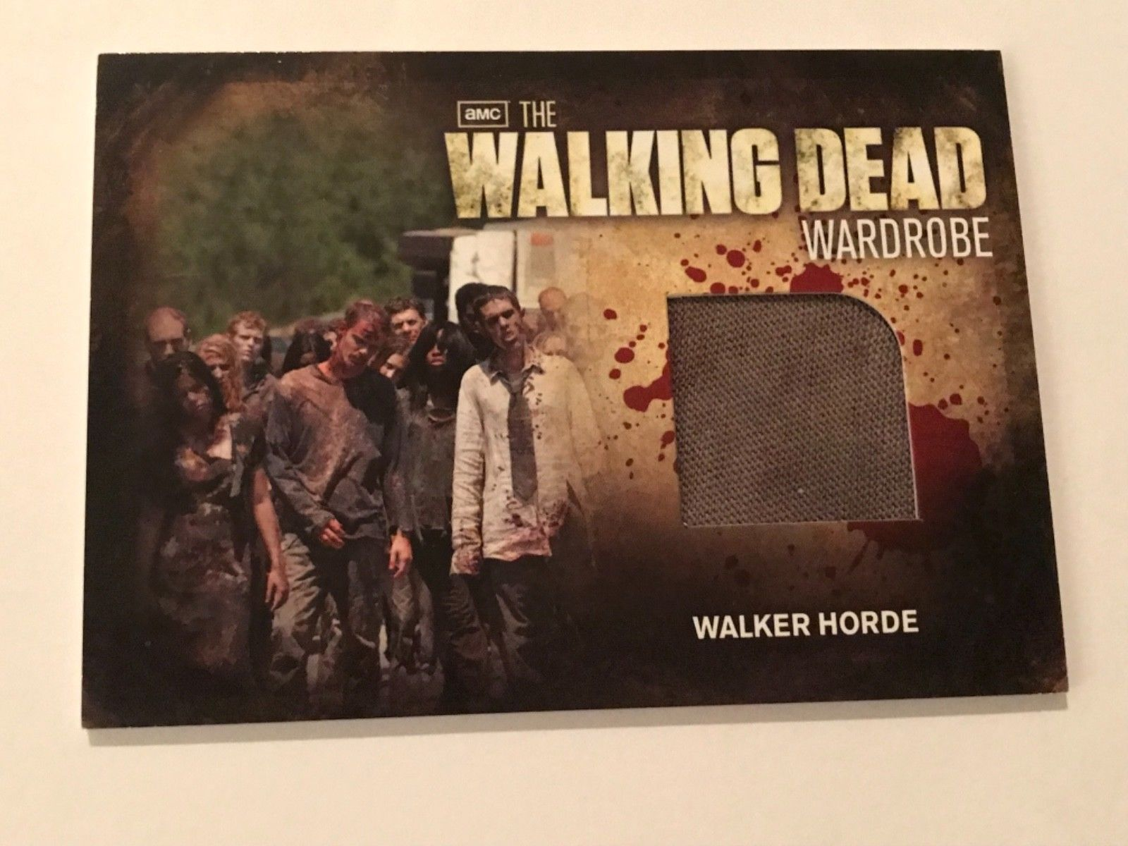Primary image for Cryptozoic Walking Dead Season 2 Wardrobe Walker Horde M32