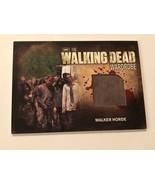 Cryptozoic Walking Dead Season 2 Wardrobe Walker Horde M32 - $9.80