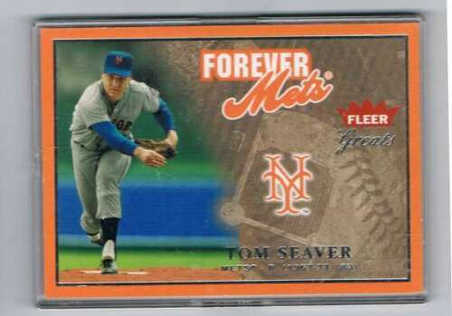 2004 Greats of the Game Forever #20 Tom Seaver NM-MT /1967