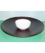 "Gordon Ramsay by Royal Doulton Maze Chip & Dip Wood 14"" Server Ceramic B... - $38.90"