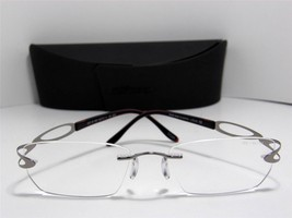 New Authentic SIlhouette Titan Eyeglasses SIL 4222 6051 50mm Austria - $190.04