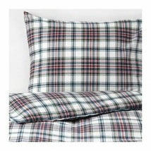 Twin 803.951.11 gray New TRÄDASTER Duvet cover and pillowcase s