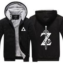The Legend of Zelda Cosplay Thicken Jacket Hoodie - $59.99
