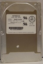 Hitachi DK211A-51 510MB 2.5IN 19MM IDE Drive Tested Good Free USA Shipping - $49.95