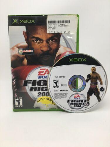 Fight Night 2004 (Microsoft Xbox, 2004)