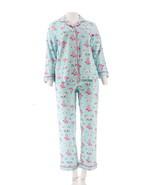 Beauty Sleep BedHead Collar Pajama Set Puppy Love L NEW A341655 - $33.64