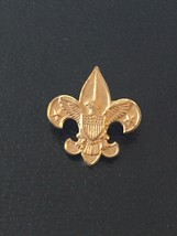 Vintage 50s Boy Scouts Emblem Uniform Pin