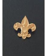 Vintage 50s Boy Scouts Emblem Uniform Pin - $15.00