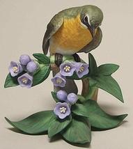 The Lenox Giardino Uccello Collezione Yellow-Breasted Chat (Fine (Bello ) - $49.61
