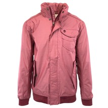 Timberland Men's Wildcat Mountain Waterproof Red Jacket A1CPR - $69.99