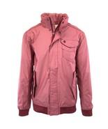 Timberland Men's Wildcat Mountain Waterproof Red Jacket A1CPR - $69.99