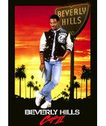 1987 BEVERLY HILLS COP II Eddie Murphy Movie POSTER 27x40 Original 1 She... - $29.99