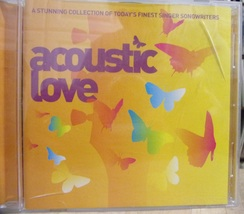 Acoustic Love-Double CD-2005-Like New - $7.50