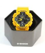 New Casio G-Shock GA-100A-9A Quartz Movement Digital Dial Men's Watch - $74.76