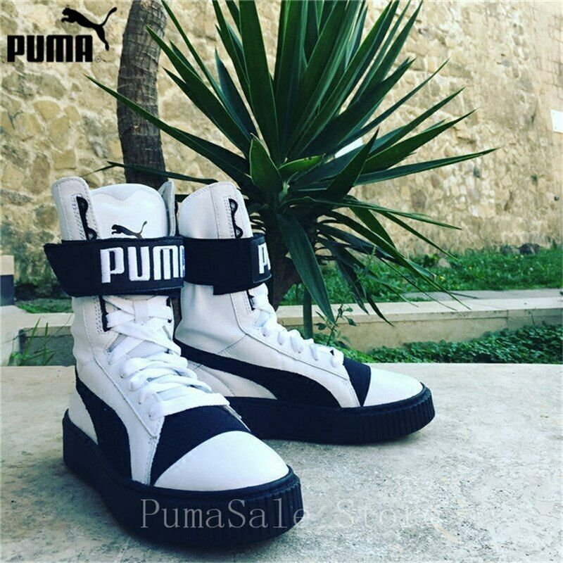 Primary image for PUMA Women's Platform Boot Quil Wn 364086 01 Winter High Top Sneaker
