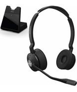 New JABRA Engage 75 WIRELESS HEADSET Stereo Telephone Headphones Microph... - $373.99