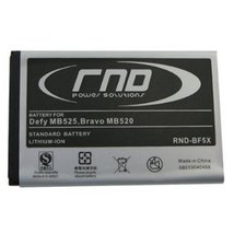 RND Li-Ion Battery for Motorola Bravo, Defy, Droid 3, and Photon 4G - $10.99