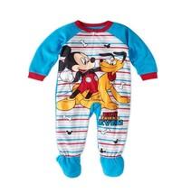 NWT Disney Mickey Mouse Best Friends 1Pc Boys Pajamas Size 4T - $11.39