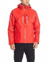 Columbia Men's Northwest Traveler Interchange Jacket, Bright Red/Tradewi... - $157.41