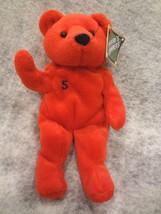 SALVINO'S BAMMERS OPENING DAY SPRING 1999 NOMAR GARCIAPARRA #5 RED BEAR~NWT - $6.78