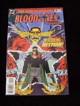 Bloodlines Deathstorm The Demon Annual DC Comics Direct Sales #2 1993 Comic Book - $16.99