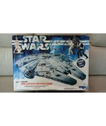 MPC NIB Star Wars Han Solo's Millennium Falcon Model 1-1925 Illuminated - $148.20