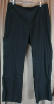 BIO  Women's Scrub Pants SZ.XL---5 some peeling in crotch  - $6.22