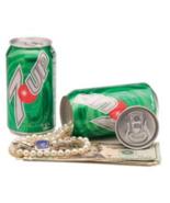 Diversion Safe Hidden Stash Storage Cash Jewelry Soda Cans Home Security - €11,00 EUR