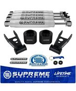 """3"""" Front 2"""" Rear Lift Kit w/ Extended Shocks For 1984-2001 Jeep Cherokee XJ - $199.95"""
