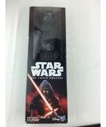 "New Star Wars The Force Awakens Kylo Ren Figurine 11"" High - $14.71"