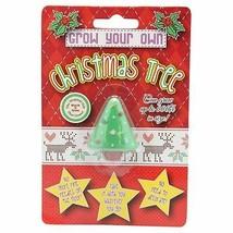 Grow Your Own Christmas Tree, Joke Gift,Xmas Secret Santa Present, #AU - $2.43
