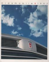 Oldsmobile 1992 Eighty Page Brochure - $2.00
