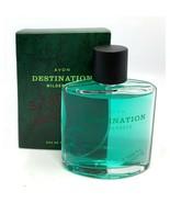 AVON Destination Wilderness Eau de Toilette Spray for Him 75 ml New Rare - $19.99